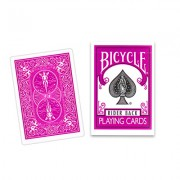 Bicycle Deck (808) Poker Pink (Fuchsia)