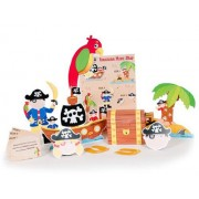 Lello and Monkey Th01 Pirate Treasure Hunt Party Game