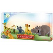 Set figurine Lion Guard - 5 figurine
