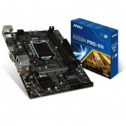 Mother MSI B250M GAMING PRO INTEL LGA1151
