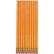 Creioane grafit cu radiera HB 10 buc/set Herlitz