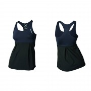 2XU Double Layer Racer Back Compression Top