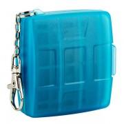 JJC MC-11B Memory Card Case Blauw