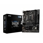 MB, MSI B460M-A PRO /Intel B460/ DDR4/ LGA1200 (911-7C88-020)