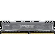 Memorija Crucial DRAM 8GB DDR4 2400 MT/s (PC4-19200) CL16 DR x8 Unbuffered DIMM 288pin Ballistix Sport LT DDR4 1.2V, Digital camo heat spreader and black PCB, BLS8G4D240FSB