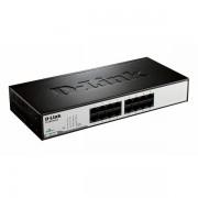 D-Link 16 10/100 Desktop Switch DES-1016D/E