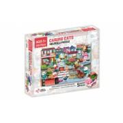 Puzzle cu surprize - Helpfilli 100 piese