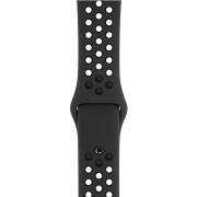 Apple Watch 44mm antracit-fekete Nike sportszíj - S/M és M/L