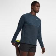 Haut de runningà manches longues Nike Dri-FIT Medalist pour Homme - Bleu