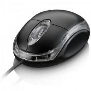 Mouse SCROLL USB 800DPI MO007 Classic Preto Multilaser