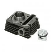 Cilinder Piaggio 4T-4V (4 kleppen motor) LX S Sprint Primave