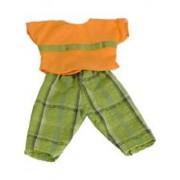 Set Pantaloni Si Bluza Papusi 40-42 Cm