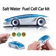 Generic Party Nasha Salt Water Car - Science Toys Fuel Cell DIY Kit Green.