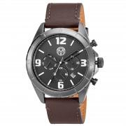 Lucleon Ranger Braune Alton Armbanduhr