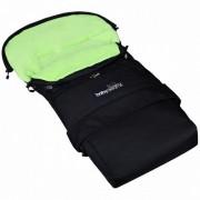 Sac de iarna si geanta Sleepy Verde BDDP04