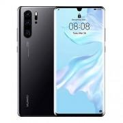 Huawei P30 Pro Smartphone 6.47 FHD+, 40MP Leica Quad Camera, 256 GB / 8 GB, Desbloqueado Negro Turmalina
