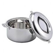 Meet Stainless Steel Hot Pot 3 Litres - Casserole