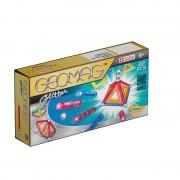 Geomag Glitter Csillámos készlet, 22 darabos
