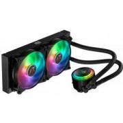 Охладител за процесор Cooler Master MasterLiquid ML240R ARGB Phantom Gaming Edition AMD/Intel, CM-FAN-MLX-D24M-A20PC-RP