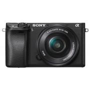 Sony Aparat A6300 ILCE6300LB SEL + Obiektyw 16 - 50mm