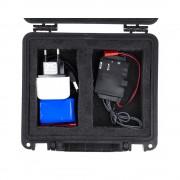 Microfon spion profesional StealthTronic 3G-lst, 2G/3G, AGC, 2 microfoane