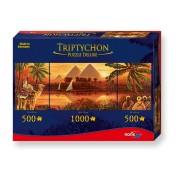 Piramiden aan de Nijl