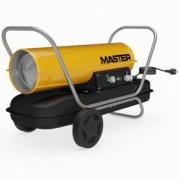 Generator aer cald de santier 29 kW Master B 100 CEG , termostat inclus
