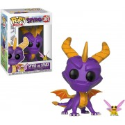 Funko Pop! Games: Spyro the Dragon: Spyro & Sparx