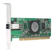 QLogic 4-Gbps single port Fibre Channel to PCI-X 2.0 host bus adapter, multi-mode optic tarjeta y adaptador de interfaz Accesorio (multi-mode optic, PCI-X, 266 MHz, EN60950-1: 2001 EN60825-1: 1994+A1+A2 EN60825-2: 1994 +A1, 3.3, 6.5, 1 MB, 0 50 °C)