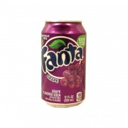 Fanta Grape blik
