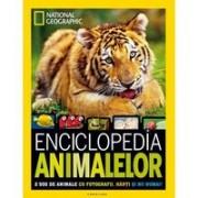 ENCICLOPEDIA ANIMALELOR. 2500 DE ANIMALE CU FOTOGRAFII, HARTI SI NU NUMAI!