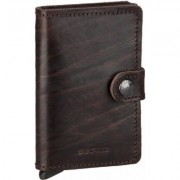 Secrid Brieftasche Miniwallet Dutch Cacoa-Brown