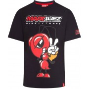 GP-Racing 93 Ant NinetyThree T-shirt Preto Cinzento L