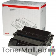 Тонер касета OKI 09004058 (Black)