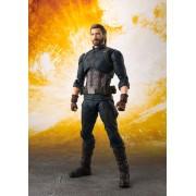 Bandai Avengers Infinity War - Captain America - S.H. Figuarts