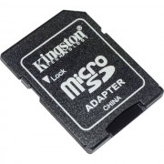 Kingston $$ Adattatore Micro Sd - Sdhc - Sdxc A Sd Black Bulk