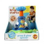 Bright Starts Glow Spinner Baby Toy
