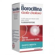 ALFASIGMA SpA NEOBOROCILLINA GOLA DOLORE SPRAY MENTA 15 ML