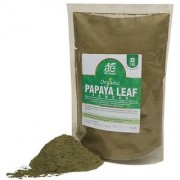 AE NATURALS Pure Organic Papaya Leaf Powder 1 Kg Bulk Pack
