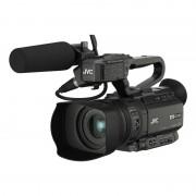 JVC GY-HM180E Câmara de Vídeo Profissional 12.4MP 4K UHD Preta
