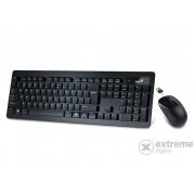 Tastatura Genius SlimStar 8005 Wireless + Mouse Black HU