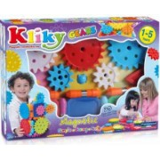 Kliky - Set Magnetic Sa Invatam Mecanismul.Include 25 piese.