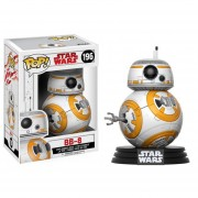 Funko Pop Bb-8 Droid Star Wars Last Jedi