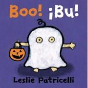 Boo! / Bu!, Hardcover/Leslie Patricelli