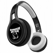SMS Audio STREET by 50 Cent Wired On-Ear Kopfhörer Banger Edition