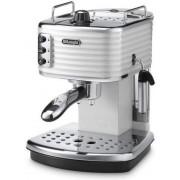 Espressor Delonghi ECZ 351.W, 1100 W, 1.4L, 15 bar, Cappuccino (Alb)