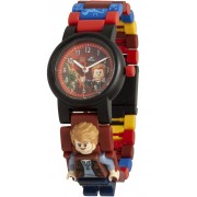 ClicTime LEGO Jurassic World - Owen Minifigure Link Buildable Watch