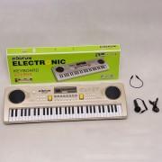61 teclas Piano teclado electrónico juguete niños - BF-630D-1 Champagne