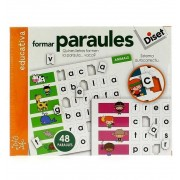 Formar Paraules - Diset