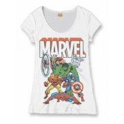 Tricou - Marvel - Heroes